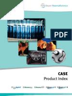 CASE Product Index2!20!09