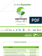 Agroexpo 2017 Guia Expositor