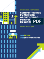 Estudio Competitividad Pyme