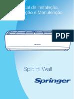 Manual Springer Tecnologia