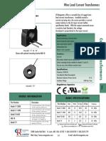 Cr Magnetics Inc Model 17 2000t