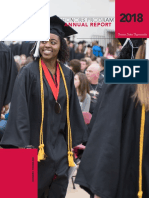 The Honors Program at Ferris State University -- Annual report 2018