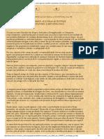 Carta sobre algumas questões respeitantes à Escatologia