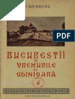 Bucureştii şi vremurile de odinioară [conferinţă ţinută în Sala Ateneului Român în ziua de Duminică 6 Octombrie 1946]_000.pdf