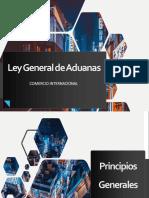 Ley General de Aduanas - Perú