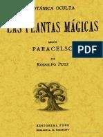 Dlscrib.com Botanica Oculta Segun Paracelso