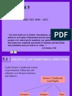 Chapter 5 (Brunei 1800 - 1852)