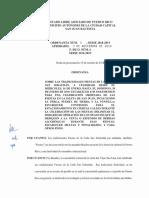 Ordenanza de las Fiestas de la Calle San Sebastián 2019