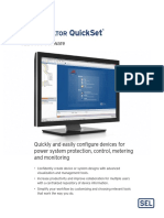 5030 QuickSet PF00075 Manual