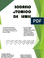 Modelo Atomico de Lewis