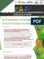 Su Evaluación e Investigación