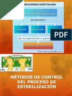 Controles de Esterilización