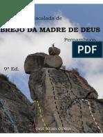 Pernambuco_GUIA DE ESCALADA de Brejo -AGOSTO 2014