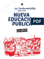 principios para una nueva educacion confech.pdf