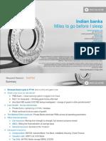 Indian Banks - Macquarie