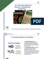 FORMULA EMPIRICA Y MOLECULAR.pdf