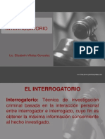 El Interrogatorio