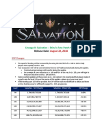 L2 Salvation - Etina's Fate Patch Notes