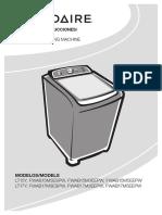 Frigidaire Washer Manual