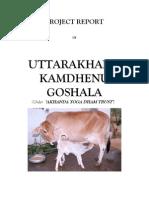 Uttarakhand  Kamdhenu - Goshala