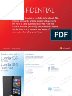 Lumia 535 RM-1089 Lumia 535 Dual SIM RM-1090 Service Schematics v2.0