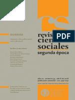 Revista de Ciencias Sociales #033