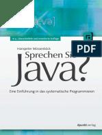 Sprechen sie Java - Eine Einführung in das.pdf