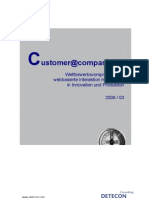 Detecon Opinion Paper Customer@company.net