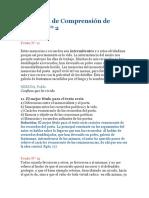 Ejercicios de Comprensión de Lectura Nº 2.pdf