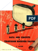 Data and Circuits of TV Receiving Valves - Jager (1953).pdf