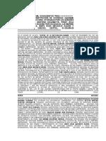 Escritura Constitucion Constructora