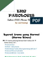 Ekg Patologis