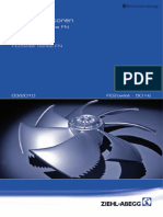 8 Catalogue Ziehl Abegg Axial Fans Fn Fe2owlet Drawing