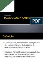 Toxicologia Ambiental