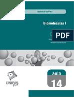 Química da Vida - Aula 14 - Biomoléculas I.pdf
