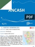 Presentación de Atractivos - Áncash