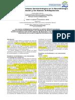 Neurobiología de La Depresión y Los Nuevos Antidepresivos