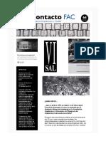 Contacto FAC 64 (Boletín)