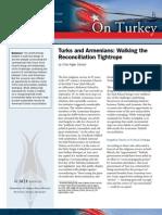 Turks and Armenians