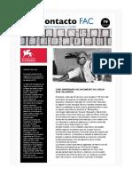 Contacto FAC 79 (Boletín)