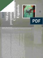 1040 Preguntas Constitucion Española