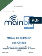Manual de Migración Con Cifrado v2
