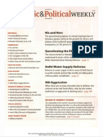 Economic and Political Weekly Vol. 47, No. 17, APRIL 28, 2012