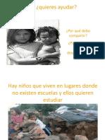 Diferencias Niños Pobre y Ricos
