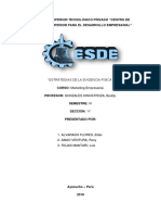 Estrtategia de Evidencia Fisica1
