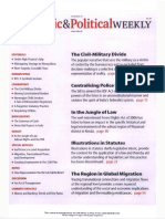 Economic and Political Weekly Vol. 47, No. 19, MAY 12, 2012