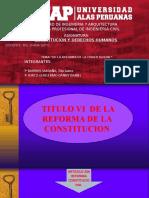 Expocicion de Constitucion