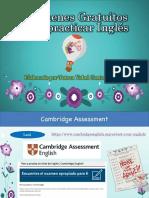 Exámenes para practicar Inglés/Prepa en Linea SEP