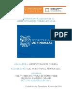 ADMINISTRACION PUBLICA SECRETARIA DE FINANZAS.docx