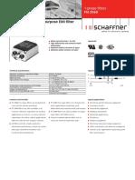 Schaffner FN2060